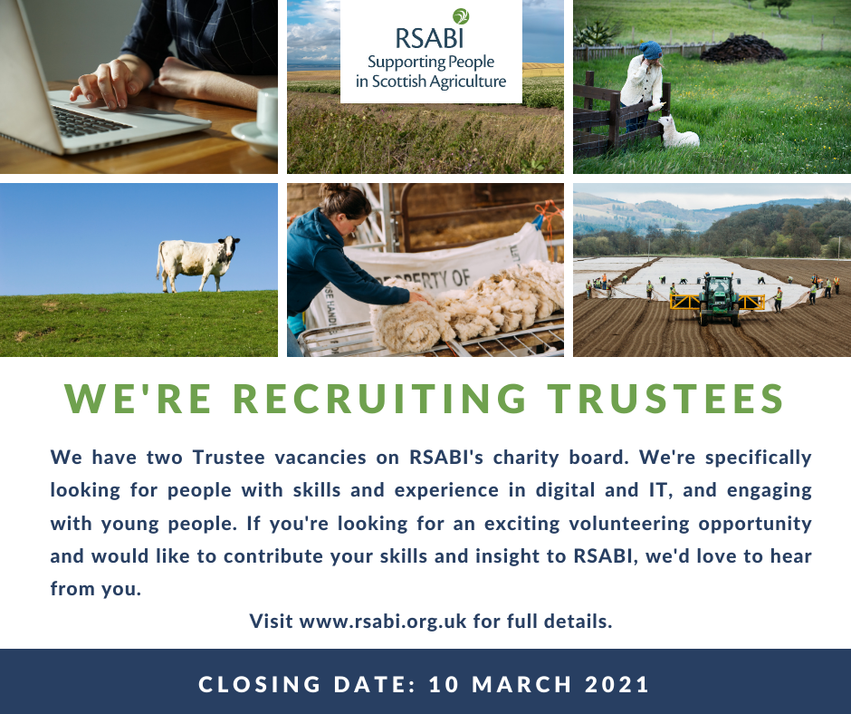 RSABI seeks two new Trustees